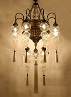Picture of Pyrex Glass Chandeliers