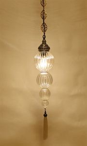 Picture of Pyrex Glass Hanging Lamps