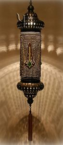 Picture of Hanging Chain Lamp