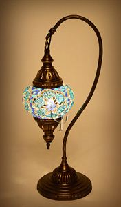Picture of Mosaic Table Lamp