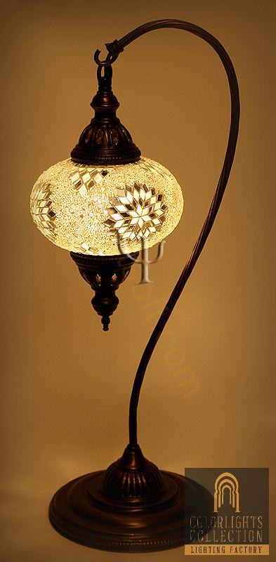 Mosaic lamps ottoman lamps turkish lighting manufacturermosaic picture of mosaic table lamp aloadofball Images