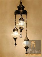 Picture for category Pyrex Glass Chandeliers