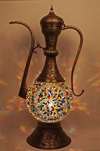 Mosaic Lamps | Ottoman Lamps | Turkish Lighting Manufacturer|You are ...