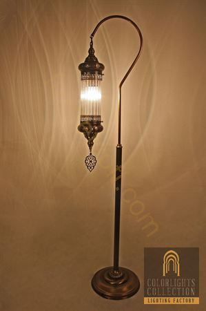 Picture of Pyrex Glass Floor Lamp