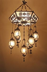Picture of Ottoman Chandelier